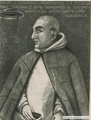 Giorgio Martinuzzi: figura e ruolo politico di un monaco-statista dalmata nella storia ungherese del Cinquecento