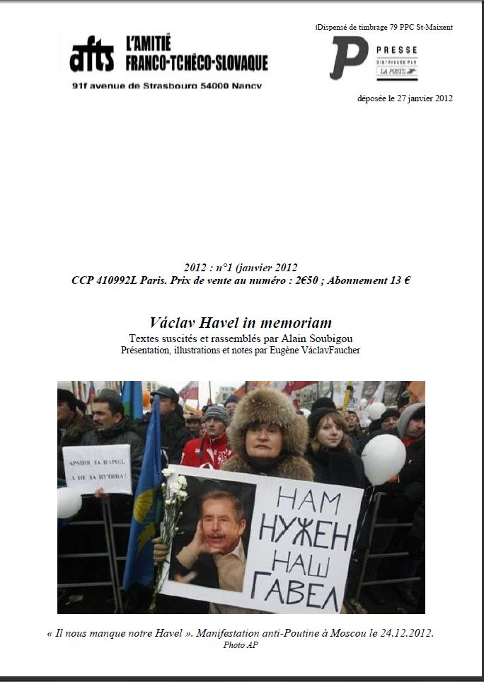 Václav Havel in memoriam