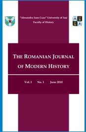 CFP: The Romanian Journal of Modern History