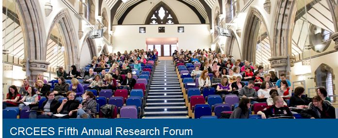 CRCEES Fifth Annual Research Forum