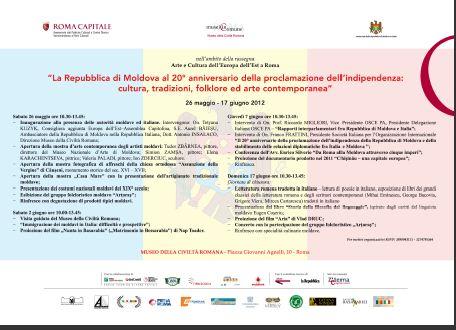 LA REPUBBLICA DI MOLDOVA