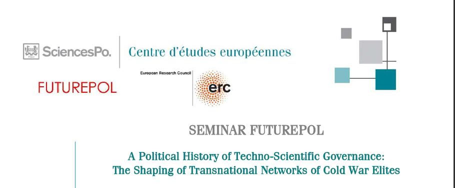 A political history of techno-scientific governance: the shaping of transnational networks of Cold-War elites