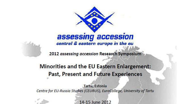 Minorities and the EU Eastern Enlargement