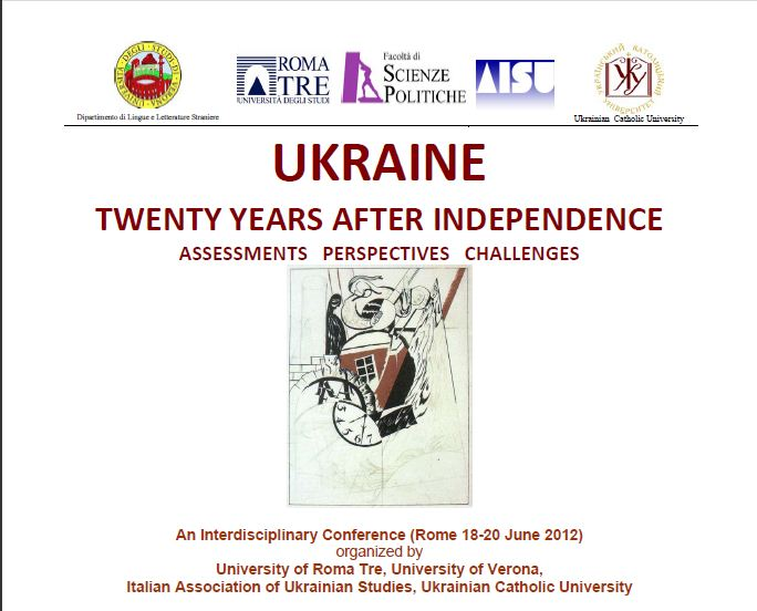UKRAINE TWENTY YEARS AFTER INDEPENDENCE