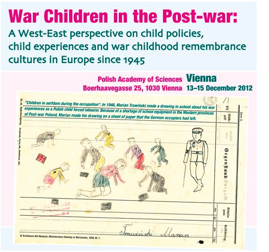 War Children in the Post-war
