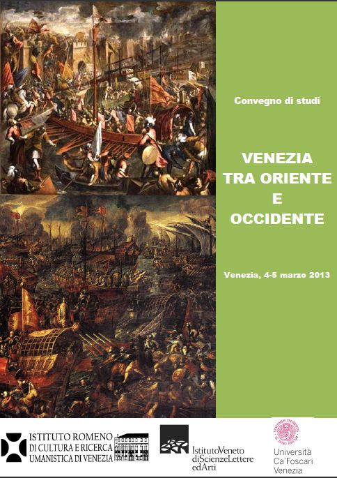 VENEZIA TRA ORIENTE E OCCIDENTE