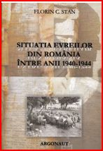 Situaţia evreilor din România între anii 1940-1944