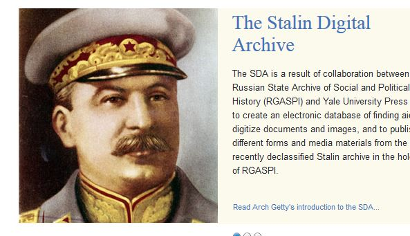 Stalin Digital Archive