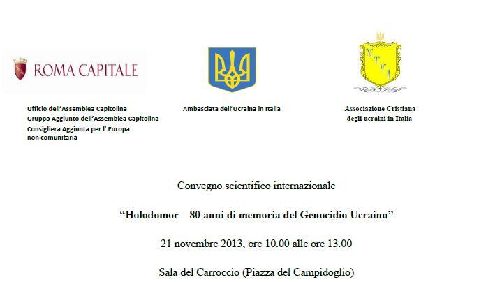 Convegno scientifico internazionale