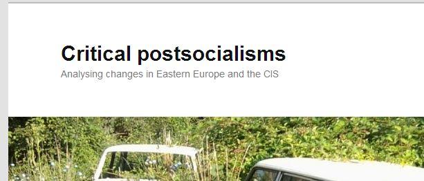 Understanding neoliberalism in the postsocialist region