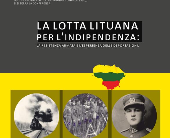 La lotta lituana per l'indipendenza