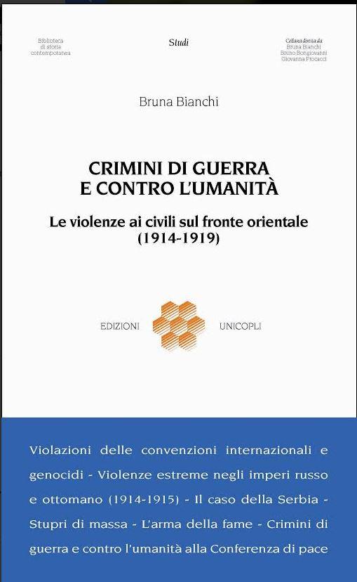 Crimini di guerra e contro l'umanità.