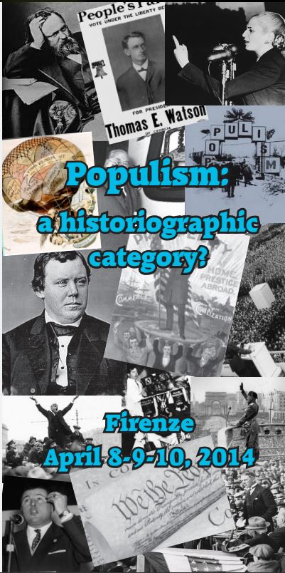 POPULISM: A HISTORIOGRAPHIC CATEGORY?