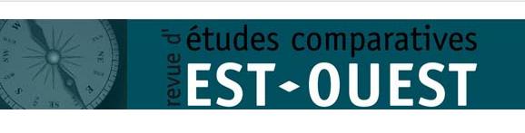 Revue d'études comparatives Est-Ouest