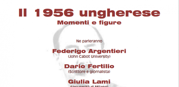 Il 1956 ungherese
