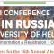 CfP: Life and Death in Russia