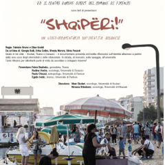 "Presentazione Video-documentario ""Shqiperi!"""