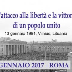 L'attacco alla libertà e la vittoria di un popolo unito
