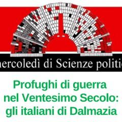 Gli italiani di Dalmazia e le relazioni italo-jugoslave nel Novecento