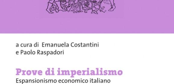 Prove di espansionismo economico italiano oltre l'Adriatico a cavallo della Grande Guerra