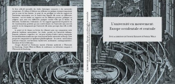 L'Université en mouvement. Europe occidentale et centrale