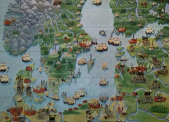 La région baltique à la recherche de son identité