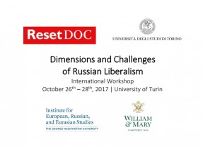 Dimensions and Challenges of Russian Liberalism