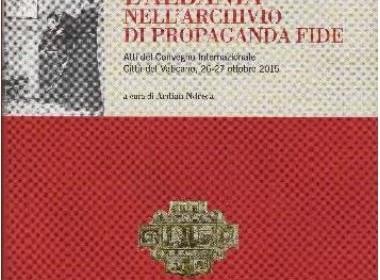 L'Albania nell'Archivio di Propaganda Fide