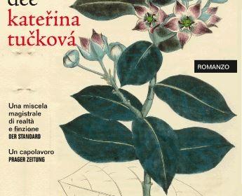 """Kateřina Tučková presenterà il romanzo """"L´eredità delle dee"""""""