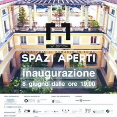 MOSTRA DEGLI ARTISTI BORSISTI DEGLI ISTITUTI CULTURALI E ACCADEMIE STRANIERE DI ROMA