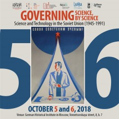Conferenza storia della scienza
