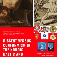 CfP: DISSENT VERSUS CONFORMISM IN THE NORDIC, BALTIC AND BLACK SEA AREAS