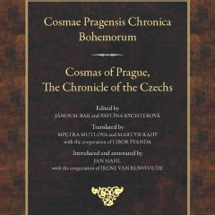 Cosmas of Prague, The Chronicle of the Czechs – Cosmae Pragensis Chronica Bohemorum