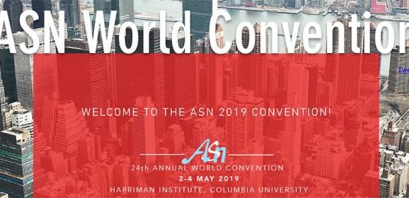 ASN World Convention
