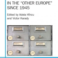 Social Sciences in the Other Europe