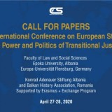 CfP: The Power and Politics of Transitional Justice