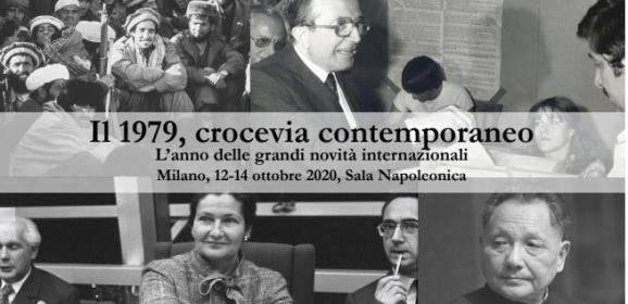 Il 1979, crocevia contemporaneo