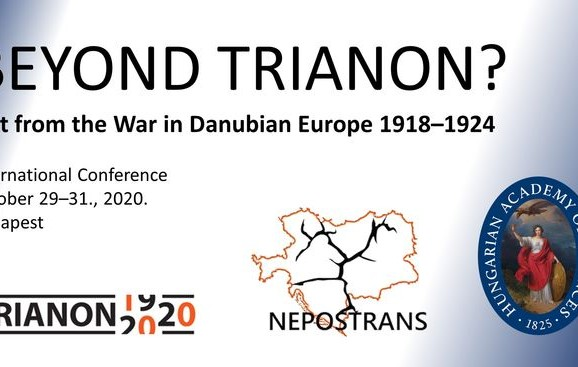 Beyond Trianon? Exit from the War in Danubian Europe 1918–1924