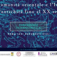 La Romanità orientale e l'Italia dall'antichità fino al secolo XX
