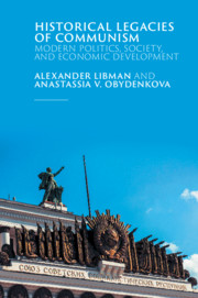 Historical Legacies of Communism