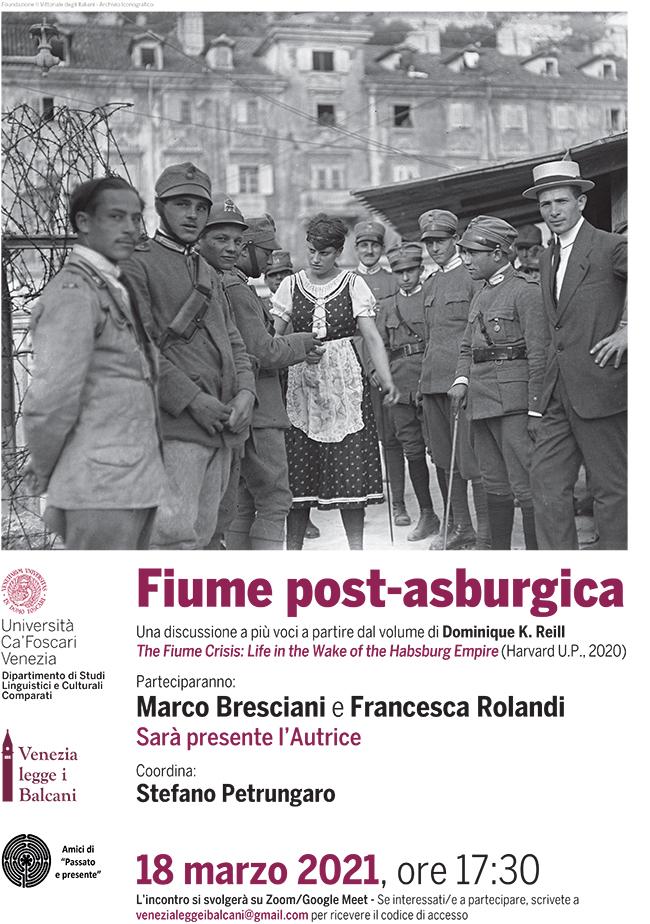 Fiume-postAsburgica_locandina