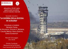 La guerra della Russia in Ucraina